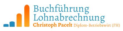 Buchführung & Lohnabrechnung Christoph Pacelt Diplom-Betriebswirt (FH)